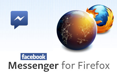 Mozilla gets Facebook messenger for its Firefox browser !