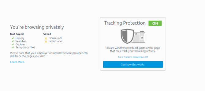 Permanently enable private browsing in Firefox – A how to !