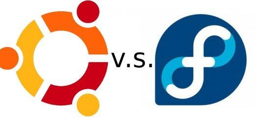 Ubuntu vs Fedora Linux.