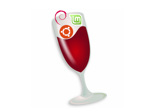 Cannot install wine-staging in Ubuntu
