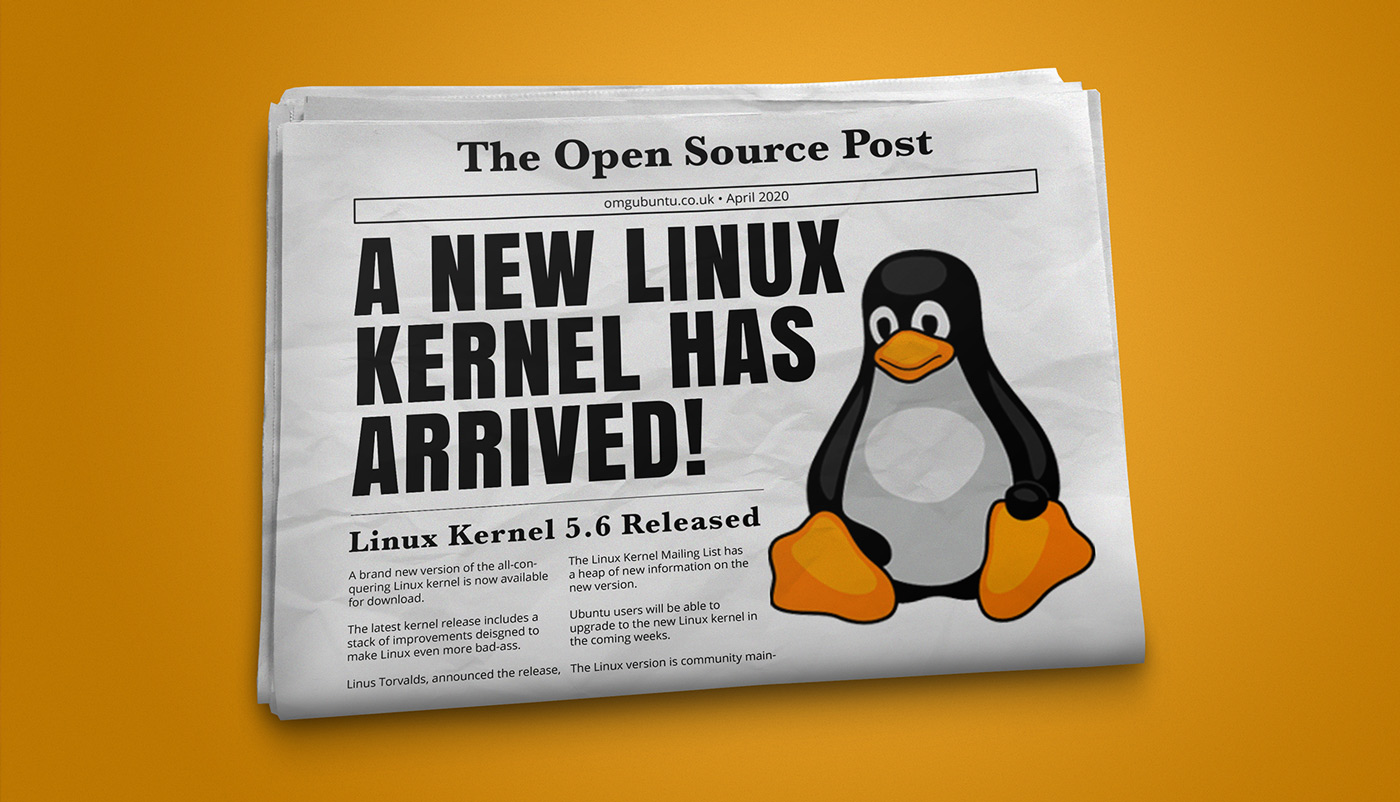 Linux Kernel 5.6 has arrived, here is what's new